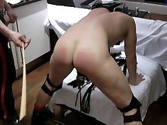 Caning slave cuntboy - Video 8