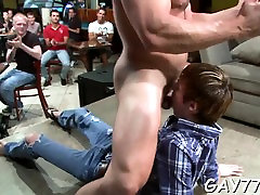 A heaping helping of stripper large pecker