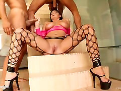 Prime Cups brings you Nancy with big tits fucked hard