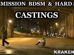 Krakenhot - Hot Blonde Milf in a submission bdsm scene