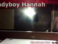 Ladyboy Hannah Gets Fucked