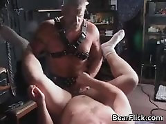 Hardcore gay bear sex anal and oral part2