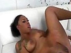 Round and Brown - Sexy Big Ass Ebony Ride Fat Hard Dick 15