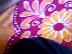 Hottest Amateur BBW Brunette Teen touches self on Webcam