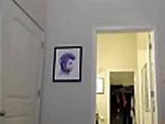 Mia Khalifa doing weird strange stuff in front of live cam-Part 2 on: Fuck66.com