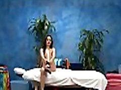 Oil massage porn