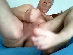 Fabulous homemade gay scene with Solo Male, Masturbate scenes