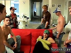 Gay spanking movies first time A Gang Spank For Ethan!