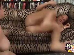 Plumper Eliza Allure Fucked And Jizzed On