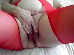 Anja Granny Ass