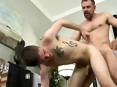 Horny homemade gay video with Bareback, Daddies scenes