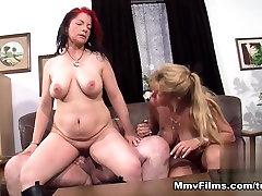 Best pornstar in Amazing Big Tits, Mature adult movie
