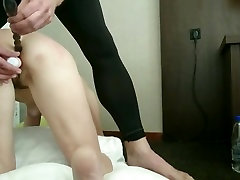 49yr old shy dutch mature 1st time spanked anal
