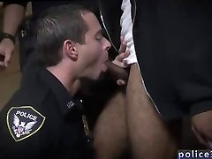 Black gay police officers porn Suspect on