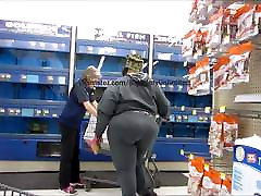 BBW Big Booty Jacked-Up