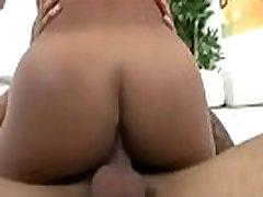 Round and Brown - Sexy Big Ass Ebony Slut Nailed Hard 21