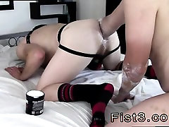 Best young anal fisting gay porn A Proper Stretching Fist Fu