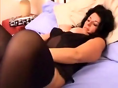 Exotic Amateur movie with Mature, Toys scenes