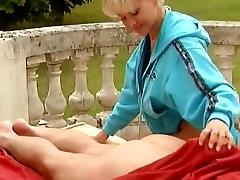 Horny homemade Vintage porn scene