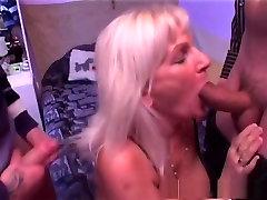 Hottest pornstar in fabulous big tits, mature sex movie