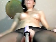 Crazy homemade Webcams, Fucking Machines sex video