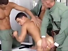 Amazing male in crazy fetish, group sex homo porn clip