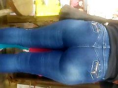 Big ass sexy jeans