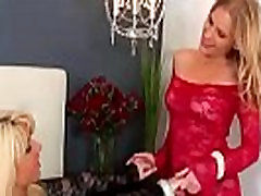 Brianna Ray &amp Loren Nicole Superb Hot Mature Lesbians Play In Sex Action vid-23