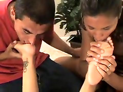 Husband & Wife double footworship