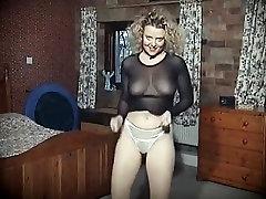 Exotic amateur Vintage, Blonde xxx movie