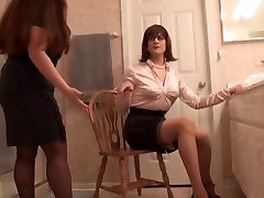 Crazy amateur shemale video with hot brizers com, Stockings scenes