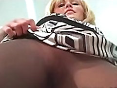 Appetising ass in wonderful tights