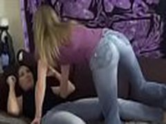 xhamster.com 8103461 making out with the lesbian plumber in jeans