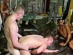 Gay black men with large chest tube Fight Club