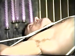 Horny homemade gay clip with BDSM, Dildo scenes