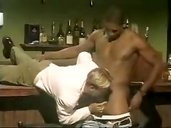 hottest male in fabelhaften vintage, interracial gay adult film