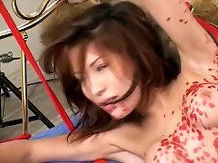 Horny Japanese girl Nana Suzuki in Fabulous BDSM, Big Tits JAV video
