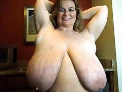Sarah&039;s boobs are getting bigger