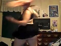 fat girl hot dancing