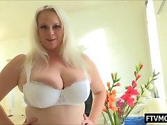chubby milf with big tits