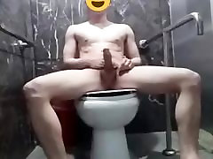 cute Asian young wanks in toilets 1&039;07&039;&039;