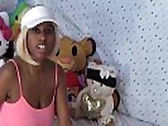 Cum Swallow Facial Loving Ebony Milf Msnovember Blowjob Swallow Big White Cock