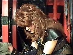 Incredible amateur Femdom, BDSM sex scene