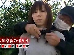 Crazy Japanese whore Mika Osawa in Horny BDSM, Outdoor JAV scene