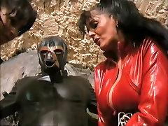 Exotic homemade Femdom, BDSM sex scene