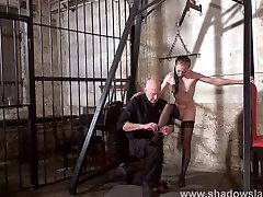 Stinging nettle, bdsm, amateur bdsm, bondage, tortured, slaveslut, Lolani, extreme, pain, hardcore, domination, dungeon