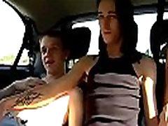 Older vs gay twink movies Goth Boy Alex Gets Fucked