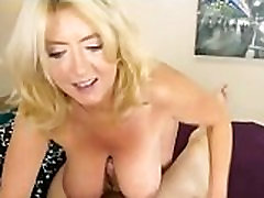Mom always knows her son needs - watch more on sexchat.tf