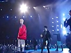 Justin Bieber performing Love Yourself Company at iHeartRadio Music Awards April 3 2016