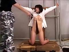 Crazy shemale couple having sex BDSM, Fetish sex video